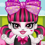 Monster High Draculaura N Frankie Babies