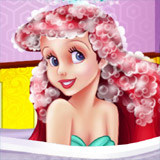 Princess Ariel Royal Bath