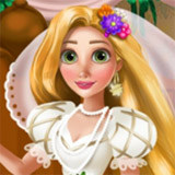 Rapunzel Wedding Deco
